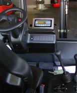 04049235 Waga hydrauliczna elektroniczna do wózka widłowego (udźwig: 1500 kg, podziałka: 10 kg)