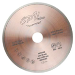 05045625 Szybkotnąca tarcza diamentowa do cięcia na mokro (Płytki szkliwione / Szkło) SECTORMONT ART.CPV200 (średnica: 200mm)