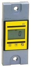 44930010 Precyzyjny dynamometr z wyświetlaczem do pomiaru sił rozciągających oraz ciężaru zawieszonych ładunków Tractel® Dynafor™ LLZ (udźwig: 3,2 T)