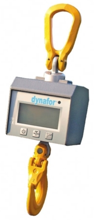 44930021 Waga hakowa /dynamomentr ze stałą szaklą i hakiem z zabezpieczeniem Tractel® Dynafor™ MWX (udźwig: 6,3 T)