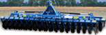 95247985 Agregat talerzowy U 693, składany hydraulicznie, talerz uzębiony o średnicy 510mm (szerokość robocza: 5 m, liczba talerzy: 40, zapotrzebowanie mocy: 160 KM)