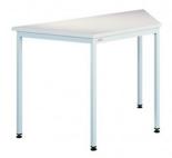 99551884 Stół biurowy trapezowy, wersja: standard (wymiary: 740x1200x600 mm)