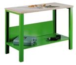 99552439 Stół warsztatowy (wymiary: 850x1200x600 mm)