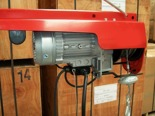 DOSTAWA GRATIS! 55547195 Wciągarka budowlana elektryczna (udźwig: 200 kg, długość liny: 25m)