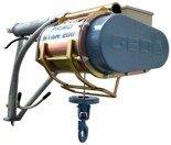 DOSTAWA GRATIS! 62566947 Wyciągarka linowa Geda Star 50m (udźwig: 200 kg, moc: 1kW)