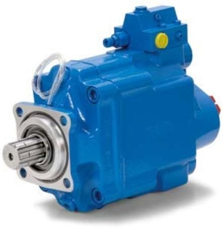 01539138 Pompa hydrauliczna tłoczkowa o zmiennej wydajności Hydro Leduc TXV40 (objętość geometryczna: 40 cm³, maksymalna prędkość obrotowa: 3000 min-1 /obr/min)