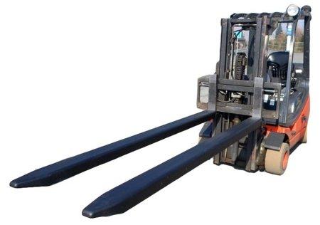 29016510 Przedłużki wideł udźwig 8000kg (1500mm)