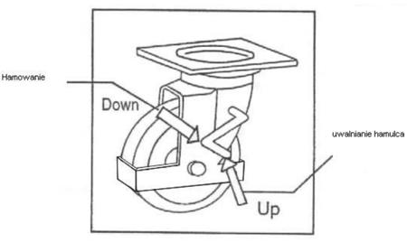 DOSTAWA GRATIS! 03030138 Wózek platformowy nożycowy (udźwig: 750 kg, wymiary platformy: 1010x520 mm, wysokość podnoszenia min/max: 442-1000 mm)