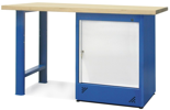 00853678 Stół warsztatowy, 1 drzwi (wymiary: 1500x900x740 mm)