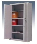99552589 Szafa - wzmocniona, 4 półki, 2 drzwi (wymiary: 1900x940x450 mm)