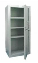 99552595 Szafa - wzmocniona, 3 półki, 1 drzwi (wymiary: 1500x700x500 mm)