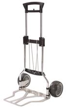99746703 Wózek taczkowy do transportu, składany aluminiowy GermanTech (udźwig: 75 kg)