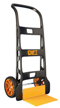 99746705 Wózek taczkowy do transportu, składany GermanTech (udźwig: 150 kg)