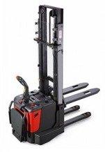 DOSTAWA GRATIS! 00568977 Wózek podnośnikowy elektryczny (udźwig: 2000 kg, wysokość podnoszenia: 2815 mm)