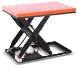 DOSTAWA GRATIS! 00568981 Podest elektryczny (udźwig: 2000 kg, wymiary platformy: 1300x800 mm, wysokość podnoszenia min/max: 190-1010 mm)