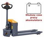 DOSTAWA GRATIS! 02869876 Wózek elektryczny (udźwig: 1500 kg, długość wideł: 1150 mm)