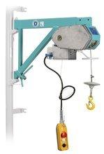 DOSTAWA GRATIS! 05668340 Wciągarka linowa budowlana z przedłużanym wysięgnikiem (udźwig: 200 kg, wysokość podnoszenia: 30 m)
