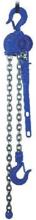 DOSTAWA GRATIS! 22021334 Wciągnik dźwigniowy, rukcug z łańcuchem ogniwowym RZC/6.3t (wysokość podnoszenia: 7,5m, udźwig: 6,3 T)