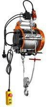 DOSTAWA GRATIS! 32263642 Wciągarka linowa elektryczna Unicraft (udźwig: 400/800 kg)