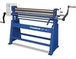 DOSTAWA GRATIS! 32269319 Ręczna walcarka do blachy Metallkraft RBM 1050-10 (szerokość gięcia: 1050mm, maks. grubość blachy: 1,0mm)
