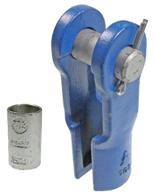 DOSTAWA GRATIS! 33948528 Złącze klinowe zalewane FCS 55 (udźwig: 11 T, średnica liny: 20-22 mm)