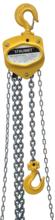 DOSTAWA GRATIS! 3398489 Wciągnik łańcuchowy SBE 5,0 (udźwig: 5000 kg, wysokość podnoszenia: 3 m)
