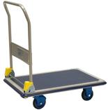 DOSTAWA GRATIS! 39955535 Wózek platformowy (wymiary: 740x480x1090mm)