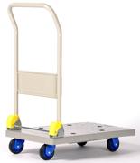 DOSTAWA GRATIS! 39955545 Wózek platformowy (wymiary: 710x450x1150mm)