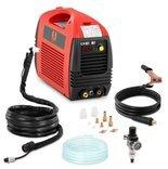 DOSTAWA GRATIS! 45643379 Przecinarka plazmowa Stamos 230V, 1-Fazowe (prąd cięcia regulowany: 20-50A. grubość /szerokość cięcia: 14 /1mm)