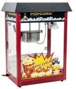DOSTAWA GRATIS! 45643430 Maszyna do popcornu Royal Catering RCPS-16E (moc: 1600W, wydajność: 5 - 6 kg/h)