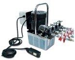 DOSTAWA GRATIS! 49972690 Pompa hydrauliczna z napędem elektrycznym (ciśnienie robocze: 520 bar)