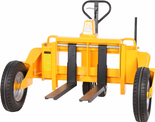 DOSTAWA GRATIS! 55873107 Wózek paletowy (udźwig: 230 kg, długość wideł: 855mm)