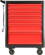 DOSTAWA GRATIS! 65669910 Wózek, szafka serwisowa, 7 szuflad (wymiary: 93,2x66,5x45,3 cm)