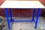DOSTAWA GRATIS! 77156996 Stół warsztatowy (wymiary: 1200x600x900 mm)
