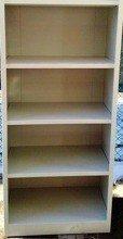 DOSTAWA GRATIS! 77157104 Regał biurowy, 3 półki (wymiary: 1800x970x460 mm)