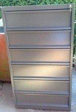 DOSTAWA GRATIS! 77157268 Szafa narzędziowa, 6 szuflad (wymiary: 1500x800x500 mm)