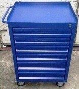 DOSTAWA GRATIS! 77157361 Wózek narzędziowy, 6 szuflad (wymiary: 1000x800x500 mm)