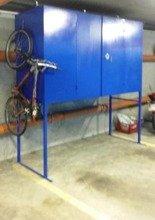 DOSTAWA GRATIS! 77170811 Szafa garażowa, box garażowy (wymiary: 2500x800x1400/2600 mm)