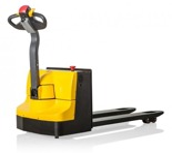 DOSTAWA GRATIS! 85068245 Elektryczny wózek paletowy (udźwig: 1500 kg, długość wideł: 1150 mm, wysokość podnoszenia: 200 mm)