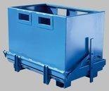 Kontener z otwieranym dnem do wózka widłowego (pojemność: 1300 L) 35976262