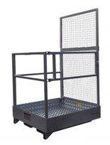 Kosz roboczy aluminiowy - waga kosza: 55 kg!!! (wymiary: 102x110/125 cm) 88067966
