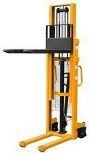 Masztowy wózek paletowy (udźwig: 1000 kg, długość wideł: 1150mm, maksymalna wysokość wideł: 2500mm) 02872986