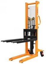 Masztowy wózek paletowy (udźwig: 1000 kg, długość wideł: 1150mm, wysokość podnoszenia: 1600mm) 02861559