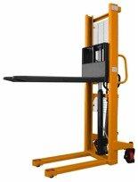 Masztowy wózek paletowy (udźwig: 2000 kg, długość wideł: 1150mm, wysokość podnoszenia: 1600mm) 02869875