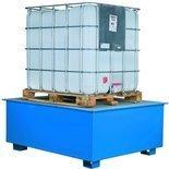 Paleta do kontenerów GermanTech (ilość kontenerów: 1, wymiary: 1310x1310x750 mm) 99724725
