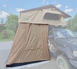 Przedsionek namiotu Alaska wersja Long (rozmiar: 220 cm, kolor: pomarańczowy) 81877917