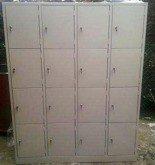 Szafa skrytkowa, 16 drzwi (wymiary: 2000x1600x500 mm) 77157135
