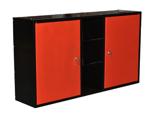 TOPGAR Szafka warsztatowa wisząca mała (wymiary: 112,5x26,5x63 cm) 19877543