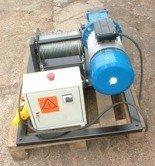 Treton Elektryczna wciągarka linowa (siła uciągu: 330/260 kg) 28862162