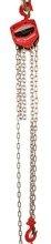 Wciągnik łańcuchowy ręczny (udźwig: 10,0 T, długość łańcucha: 3m) 03076091